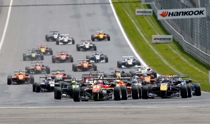 FIA F3 releases 2014 entry list