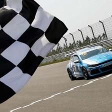 Lok dominates Scirocco R-Cup at Zhuhai