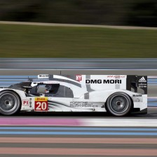 Porsche 919 hit the track at Paul Ricard
