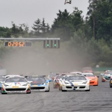 Gitlin and Bianchi win Race 1 at Brno