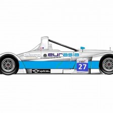 Eurasia to enter a CN car in the Asian LMS