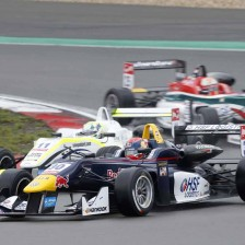 Verstappen takes first win as a RB Junior