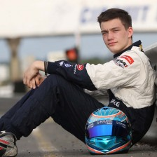Bulatov in F.Renault 2.0 ALPS with SMP Racing