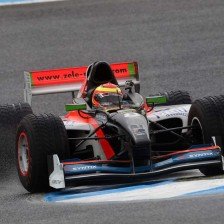 Pizzonia joins Zele for Auto GP testing