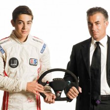 Giuliano Alesi debuts in single seater
