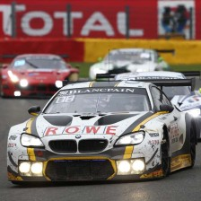 Rowe BMW wins 24H of Spa
