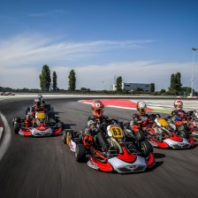 Lambo launches Kart program