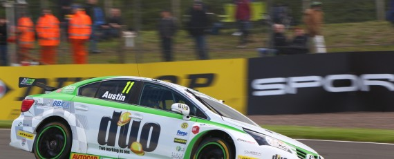 Handy Motorsport heads to Rockingham