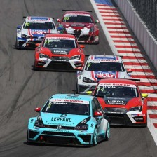 TCR resumes at Buriram