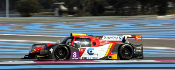 Technical trouble for Race Performance in France