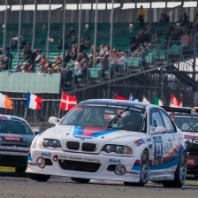 Silverstone opens 24H TCE Series