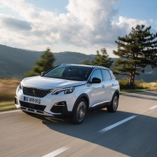 Peugeot 3008 Car of the Year 2017