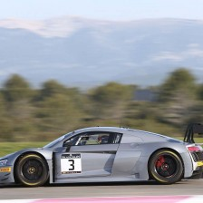 Caygill ready for Blancpain