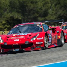 Ferrari on pole at 24H Paul Ricard