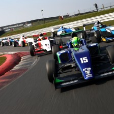 British F3 heads to Snetterton