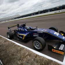 Das aims for British F3 lead