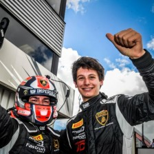 Perfect weekend for Postiglione-Cecotto