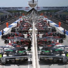Sprint Cup heads to Hungaroring