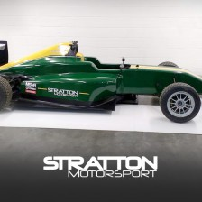 Stratton Motorsport joins British F3