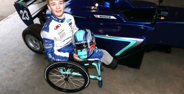 Caygill ready for Sprint Cup debut
