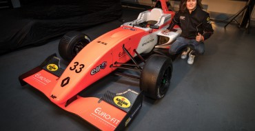 Charpentier sings with Fortec