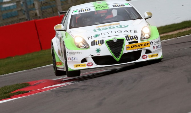 Austin tops times in official test