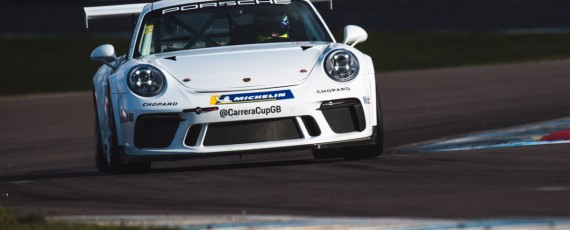 Collingbourne joins Carrera Cup