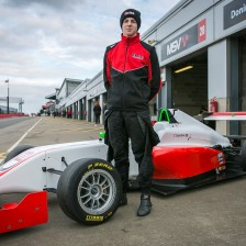 Fortec signs Tom Gamble