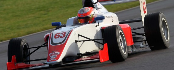 Charpentier signs with Fortec
