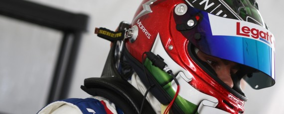 Morris aiming high for Monza