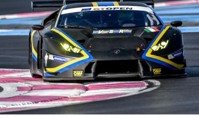 VSR confirms drivers for GT Open