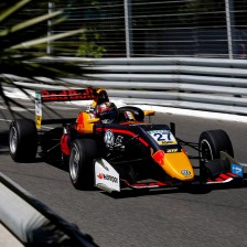 Ticktum claims pole