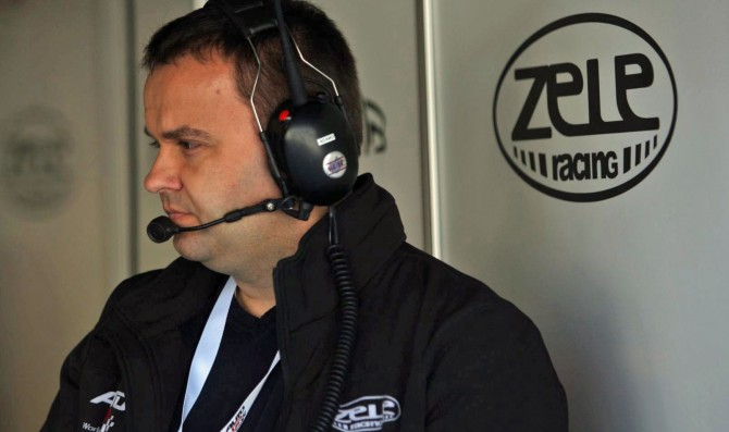 Zele Racing stays in Auto GP for 2014