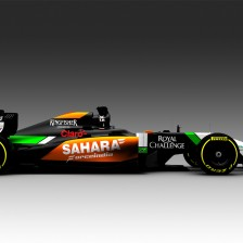 La Sahara Force India si presenta