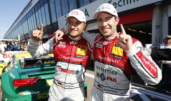 Audi names his drivers for DTM