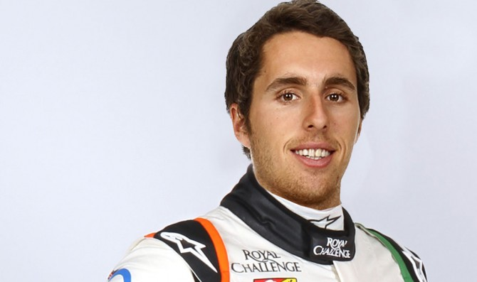 Juncadella joins Sahara Force India