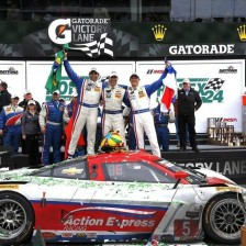 Action Express triunfa en Daytona