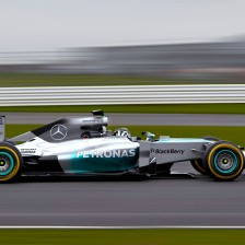 Mercedes unveils the F1 W05