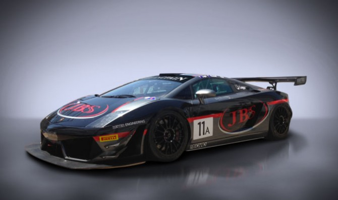 Lago Racing confirms its entry for 24H of Spa