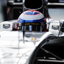 Button (McLaren) fastest on day 2