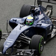 Massa fastest in the final day