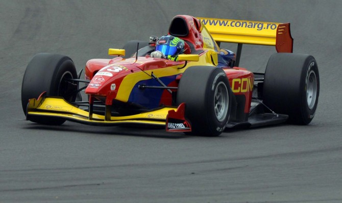 Nine teams set for 2014 Auto GP