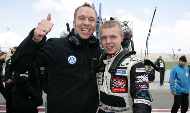 Magnussen Jr: from ATS Formel 3 Cup to F1