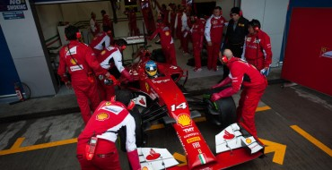 Fuoco claims the first pole at Palm Beach