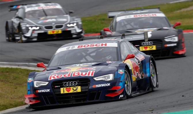 Budapest and Hockenheim to host DTM tests