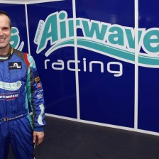 Giovanardi completes first test