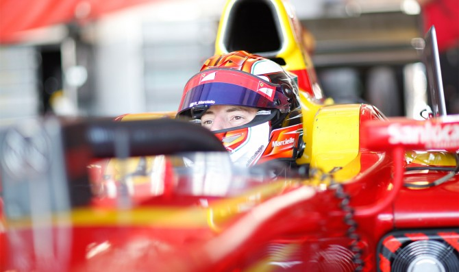 Marciello to drive for Racing Engineering