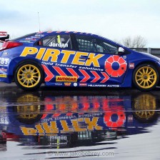 First test for BTCC's teams