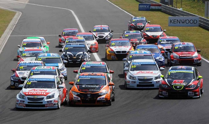 WTCC introduces a Friday test session