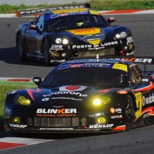 V8 Racing continues with Corvette